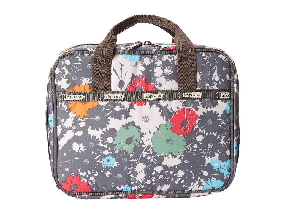 LeSportsac Luggage - Lunch Box (Chroma Flower) Bags