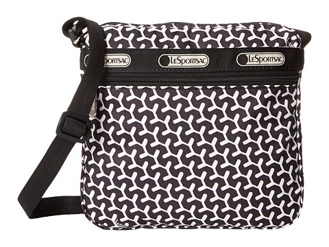 LeSportsac - Shellie Crossbody (Peppercorn) Cross Body Handbags