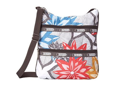 LeSportsac - Kylie (Caraway Floral Light) Handbags