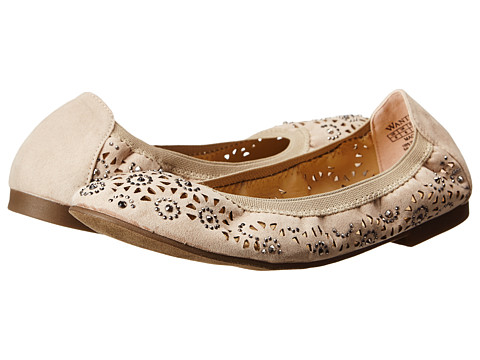Wanted - Mackie (Natural) Women's Slip on Shoes