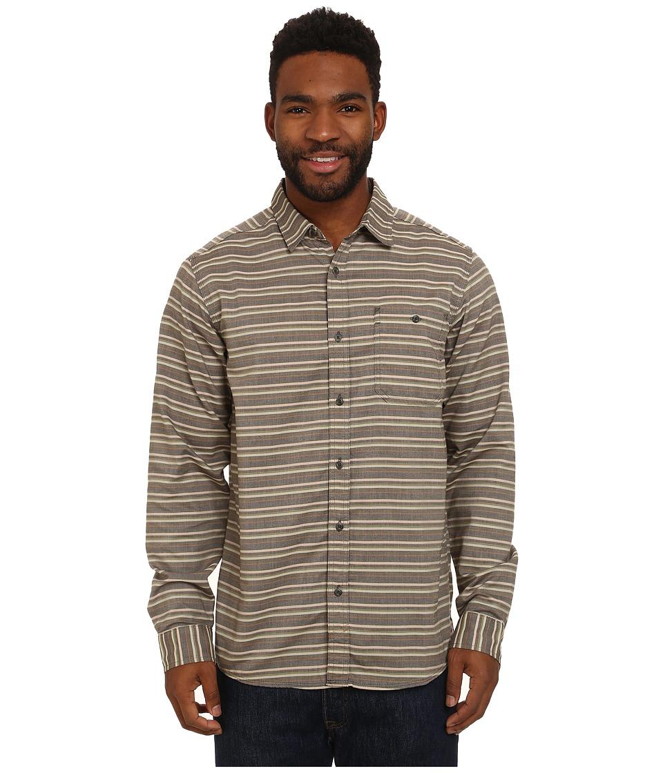 Mountain Hardwear - El Cerrito Long Sleeve Shirt (Peatmoss) Men