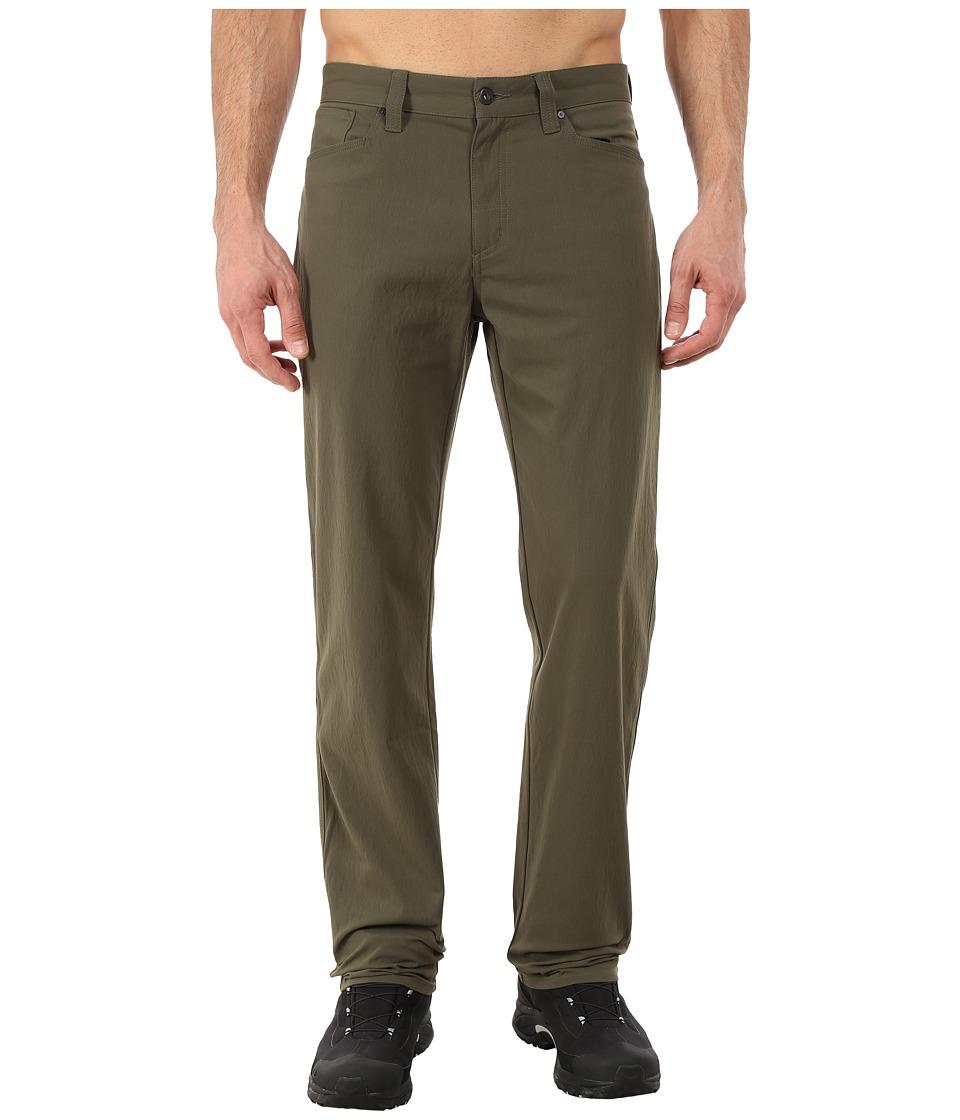 Mountain Hardwear - Piero Five-Pocket Pants (Peatmoss) Men's Casual Pants