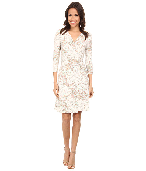 Tommy Bahama - Water Lily Jungle Wrap Dress (Lace) Women's Dress