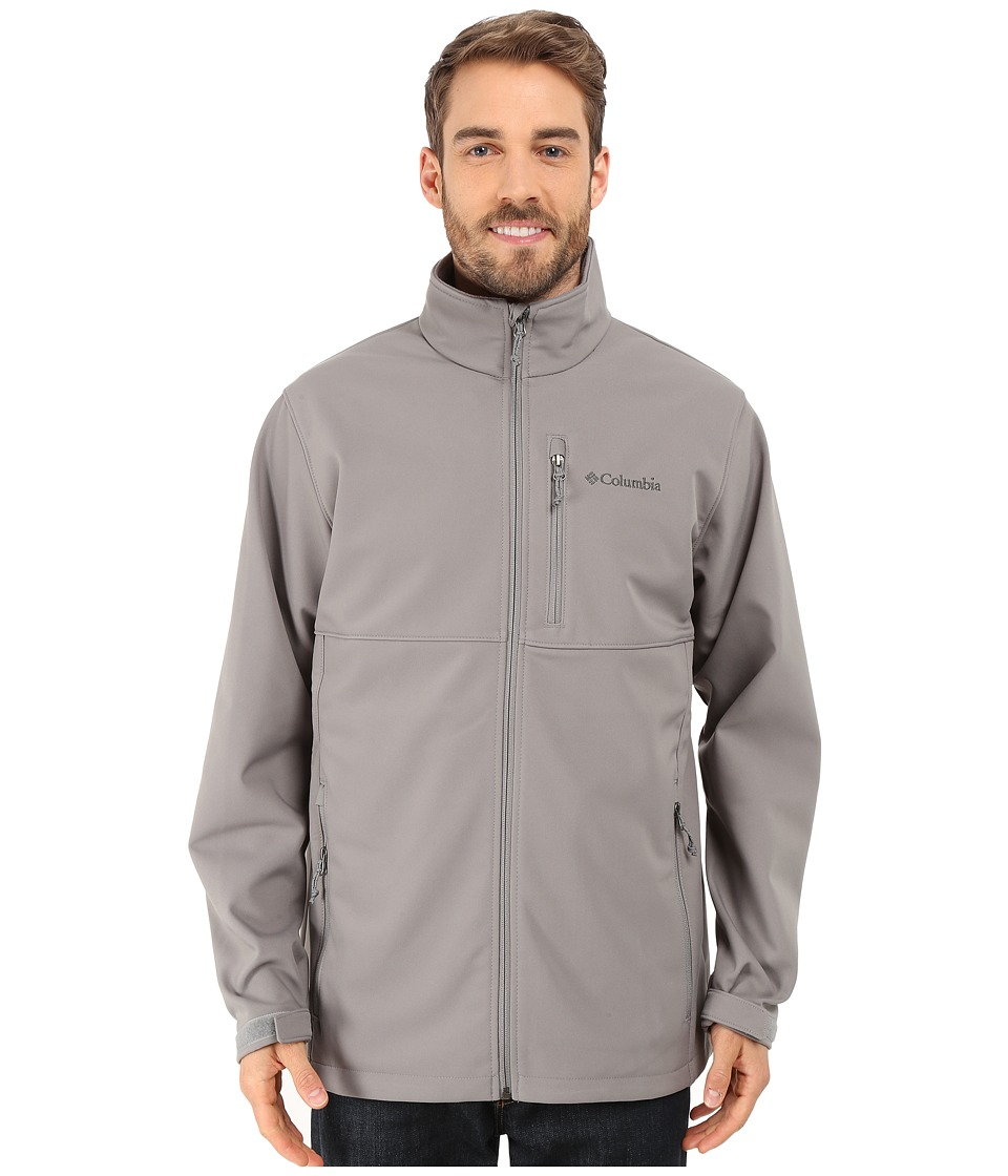 Columbia Big Tall Ascender Softshell Jacket (Boulder) Men