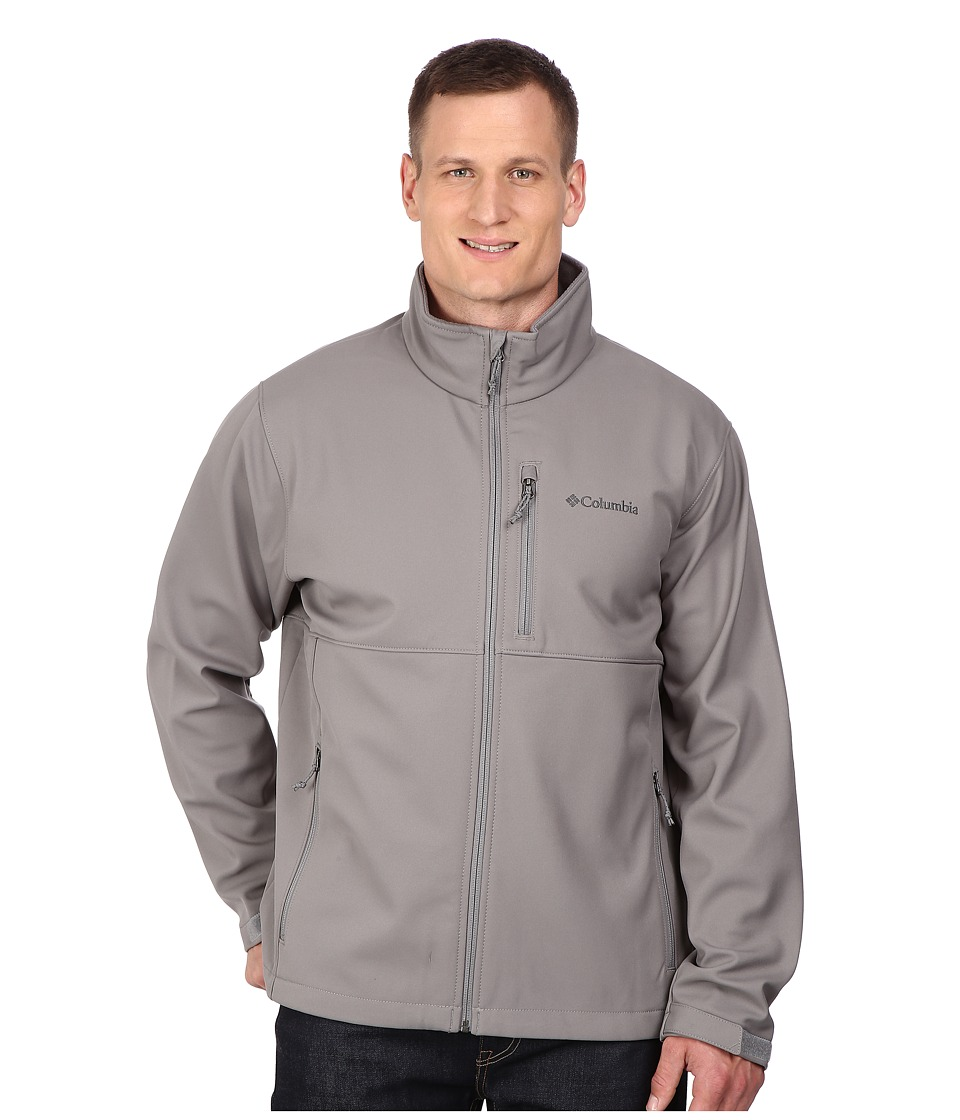 Columbia - Big Tall Ascender Softshell Jacket (Boulder) Men