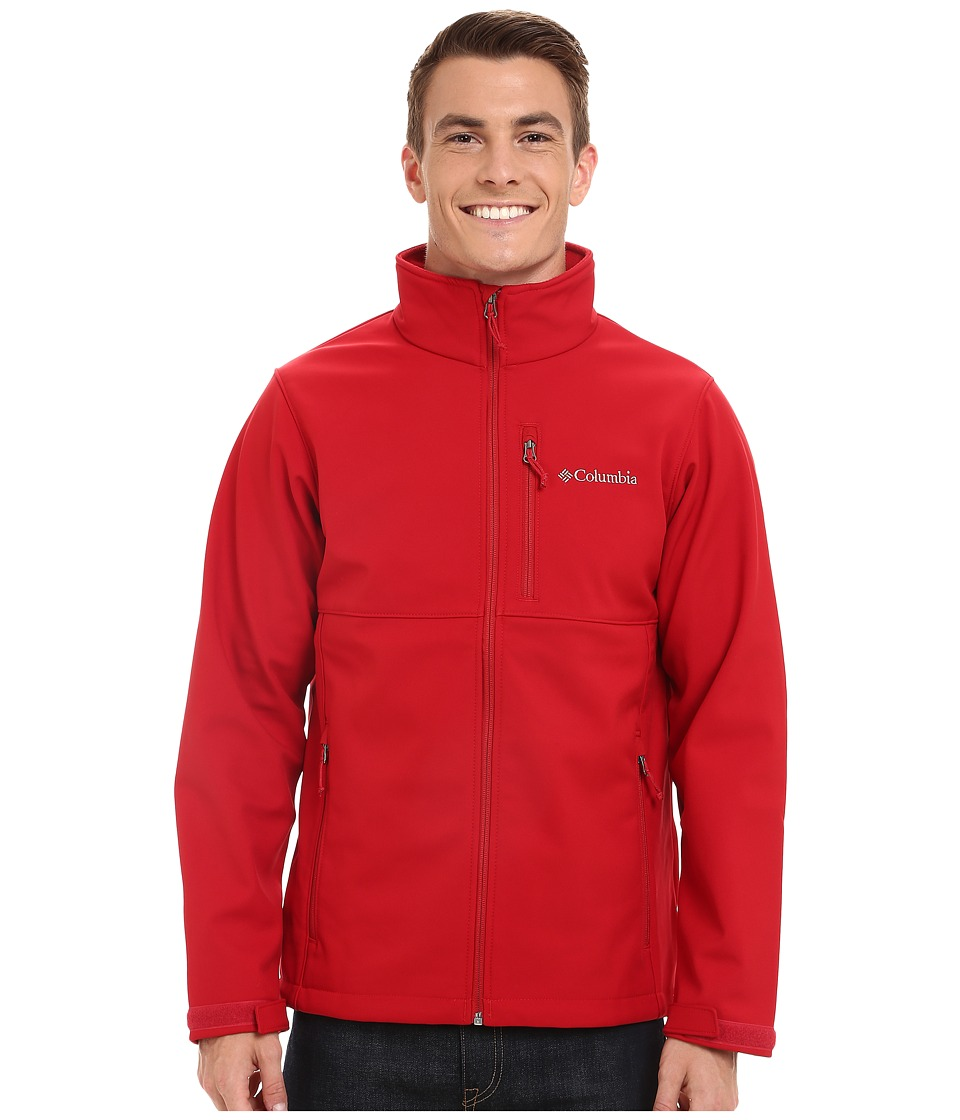 Columbia - Ascender Softshell Jacket (Rocket) Men's Coat