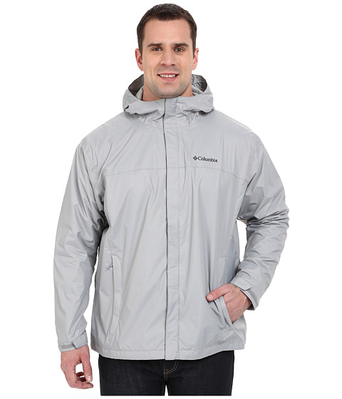 Columbia - Big Tall Watertight II Jacket (Columbia Grey) Men's Coat