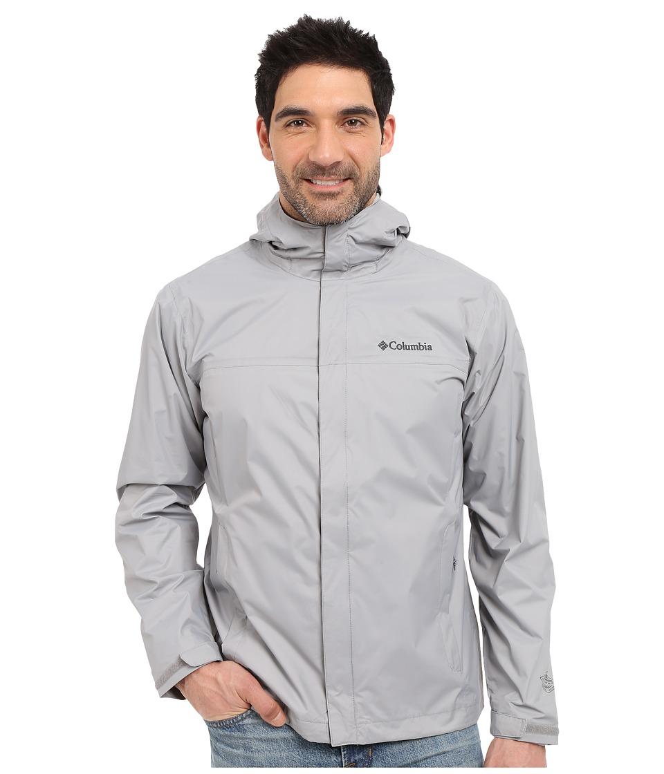 Columbia - Watertight II Jacket (Columbia Grey) Men