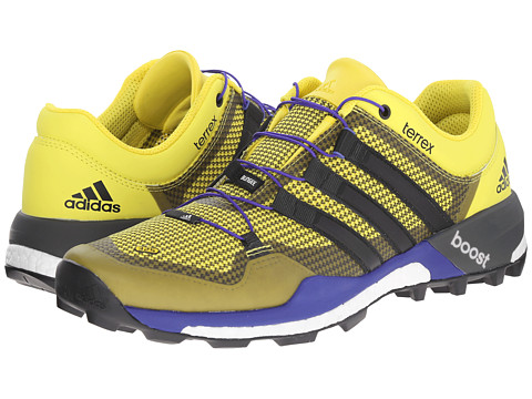 adidas Outdoor - Terrex Boost (Bright Yellow/Black/Night Flash) Men's Shoes