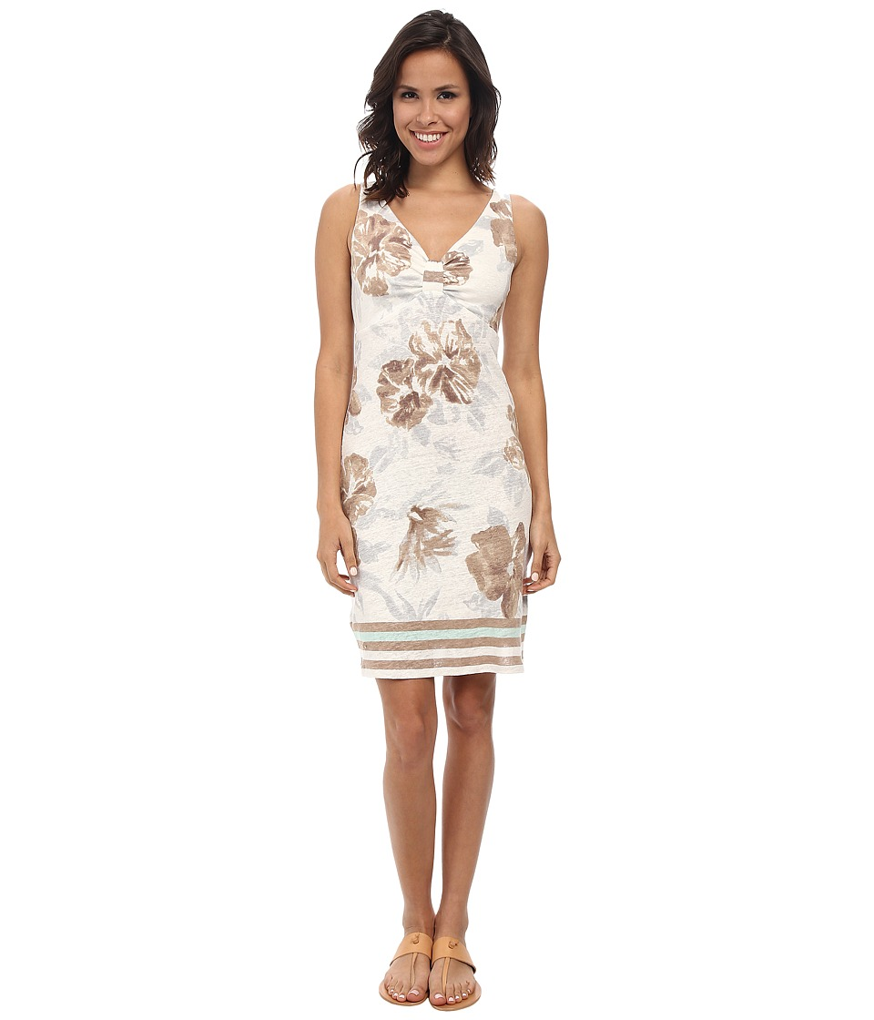 Tommy Bahama - Versilia Garden Dress (Light Coffee) Women's Dress