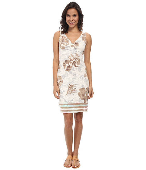 Tommy Bahama - Versilia Garden Dress (Light Coffee) Women