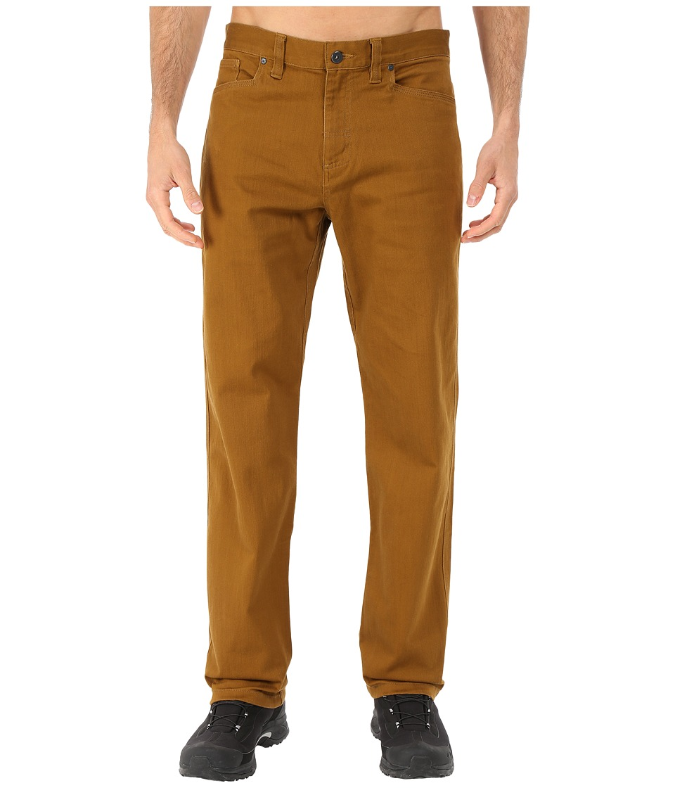 Mountain Hardwear - Passenger Five-Pocket Pants (Golden Brown) Men's Casual Pants