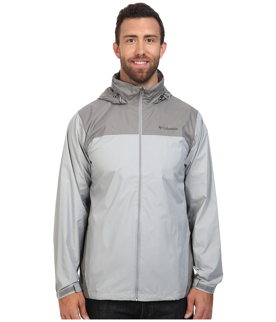 Columbia Big Tall Glennaker Lake Jacket (Columbia Grey/Boulder) Men