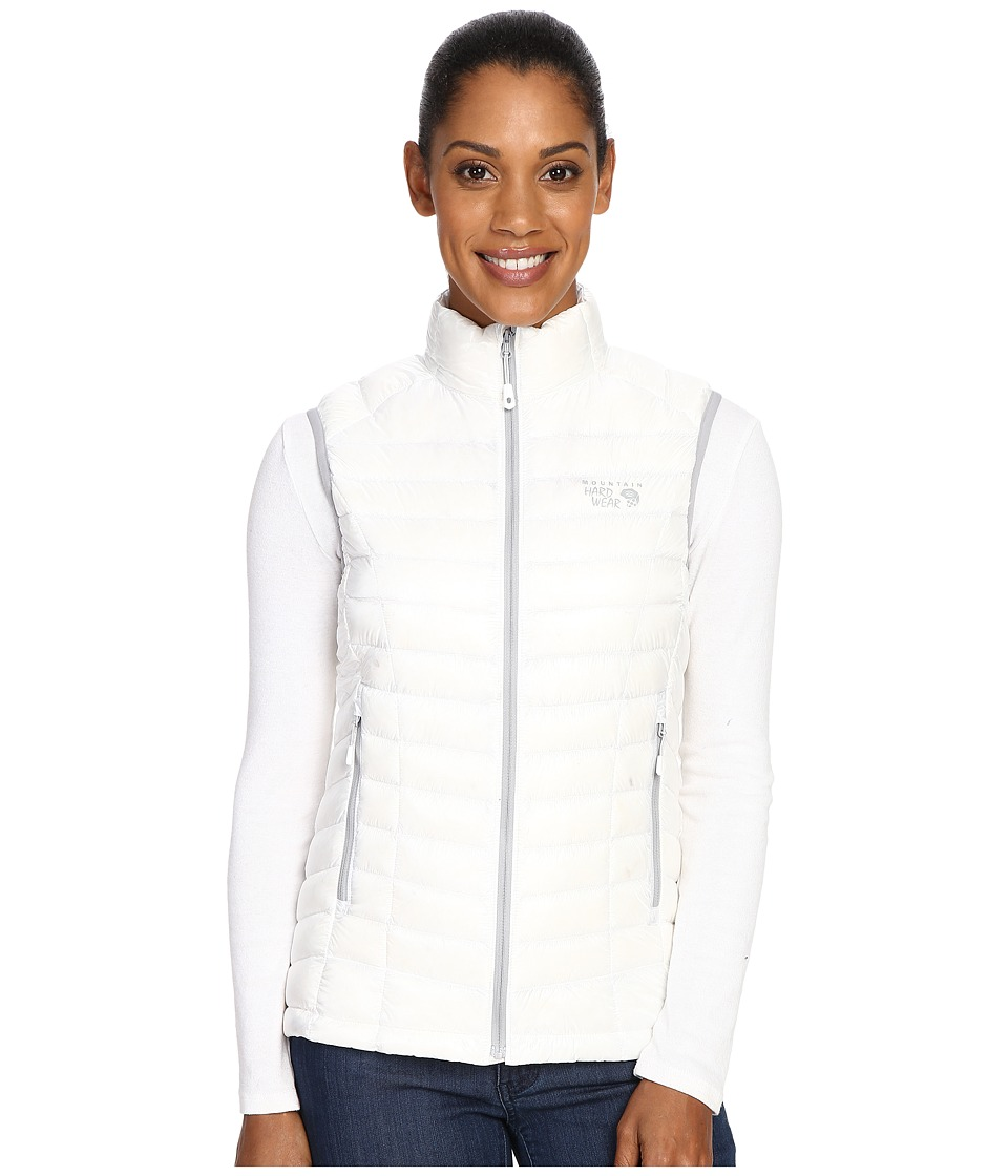 Mountain Hardwear - Ghost Whisperer Down Vest (White) Women's Vest