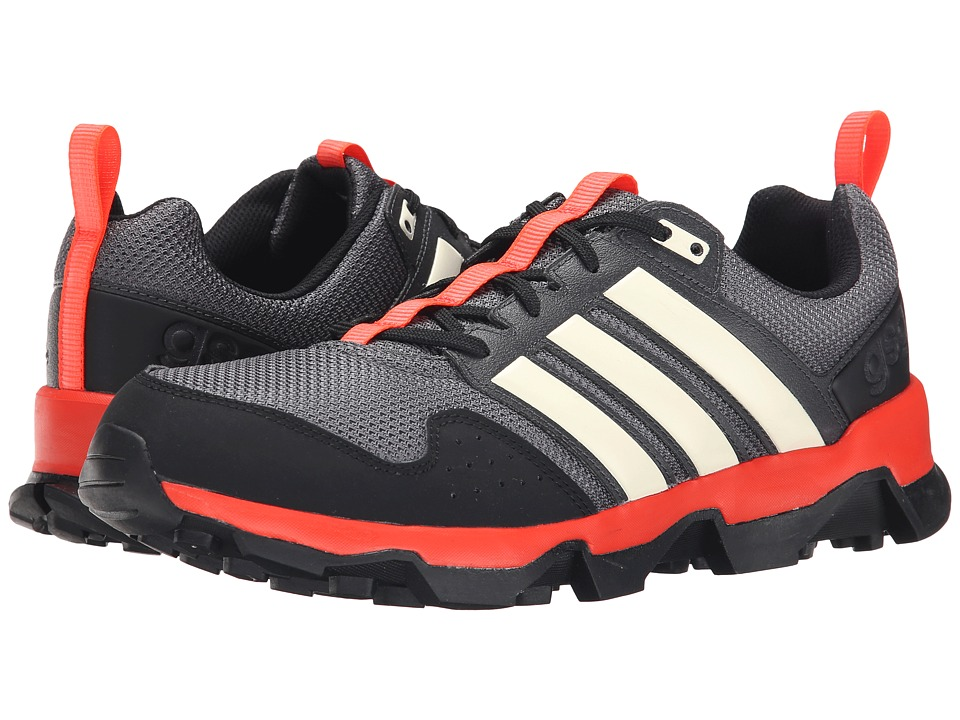 adidas Outdoor - GSG9 Trail (DGH Solid Grey/Chalk White/Solar Red) Men's Shoes