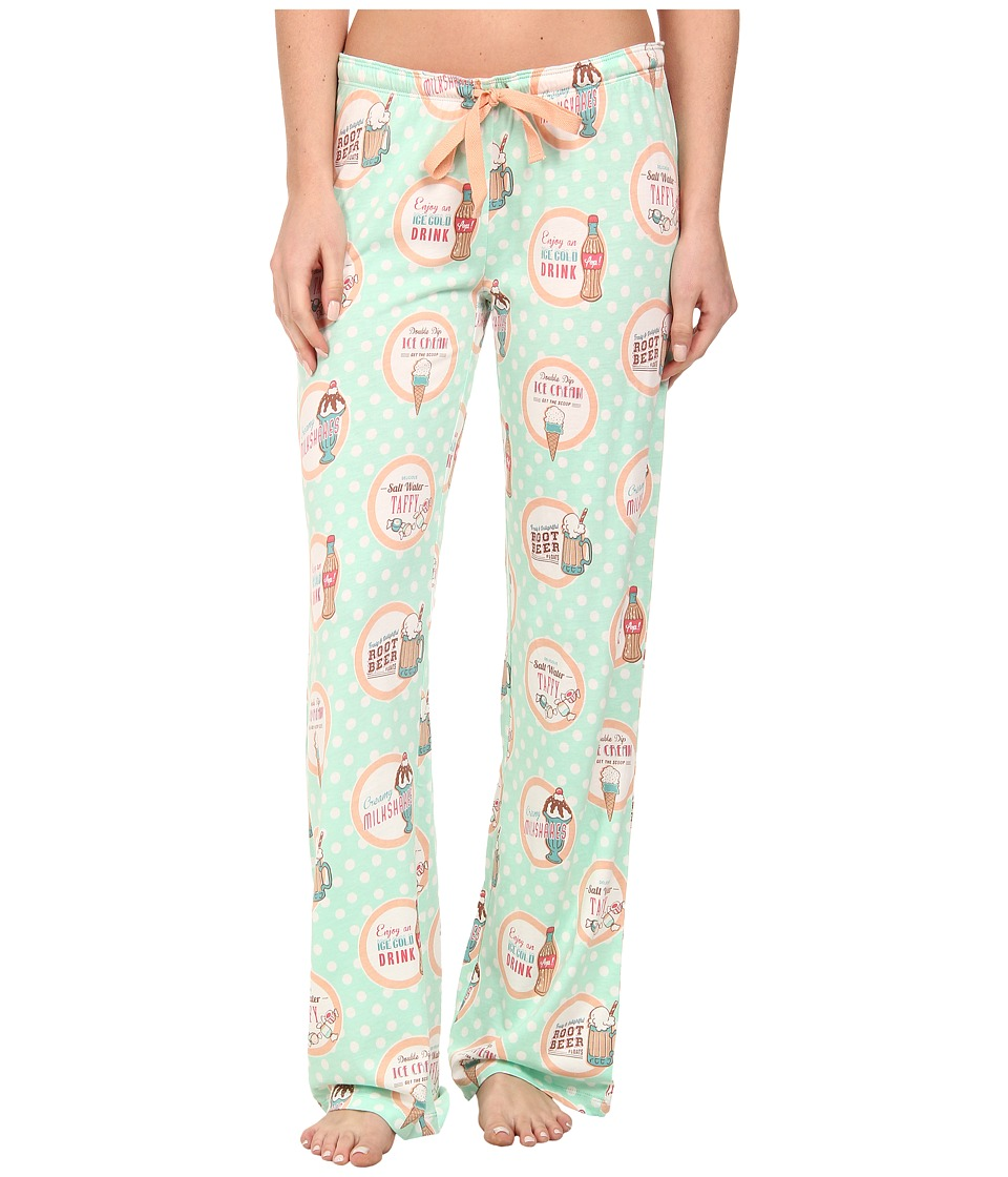 P.J. Salvage - Ice Cream PJ Bottom (Mint) Women's Pajama