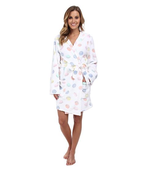 P.J. Salvage - Macaroon Print Robe (Ivory) Women's Robe