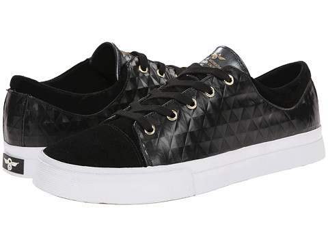 Creative Recreation - Forlano (Black Diamonds) Men's Lace up casual Shoes