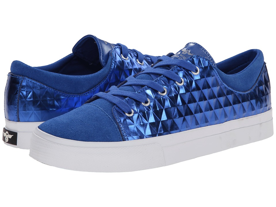 Creative Recreation - Forlano (Blue Diamonds) Men's Lace up casual Shoes