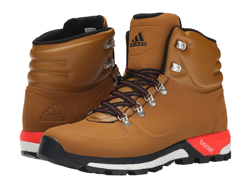 adidas Outdoor - Boost Urban Hiker CW (Raw Ochre/Solar Yellow/Black) Men's Shoes