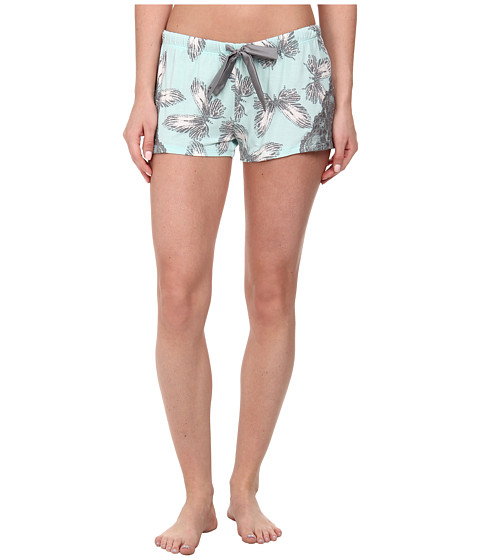P.J. Salvage - Butterfly Print Sleep Short (Mint) Women's Pajama