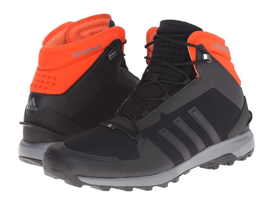 adidas Outdoor - Fastshell Mid CH (Black/Vista Grey/Bold Orange) Men
