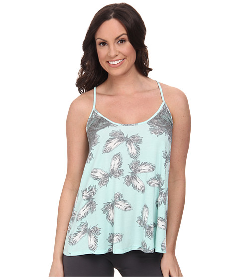 P.J. Salvage - Butterfly Print Sleep Top (Mint) Women