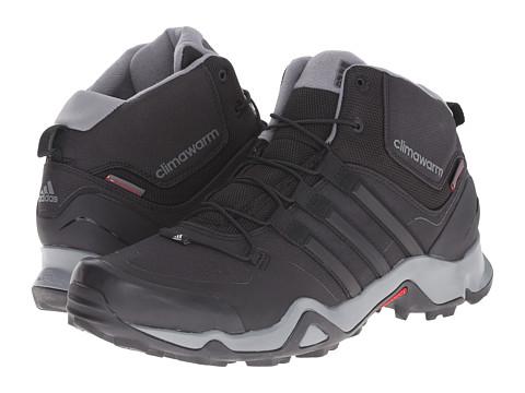 adidas Outdoor - Terrex Swift Mid CW (Black/Vista Grey/Chalk White) Men