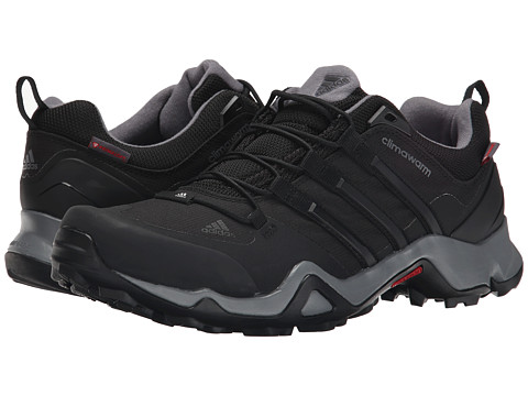 adidas Outdoor - Terrex Swift CW (Black/Vista Grey/Chalk White) Men's Shoes