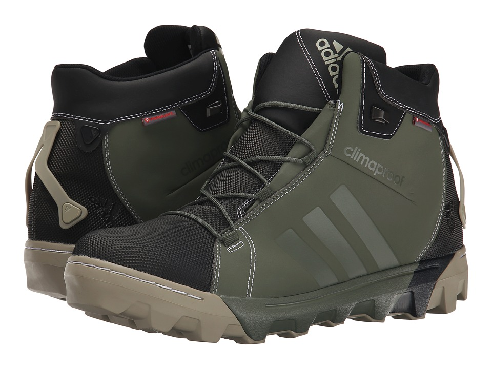 adidas Outdoor - CH Slopecruiser CP (Base Green/Tech Beige/White) Men
