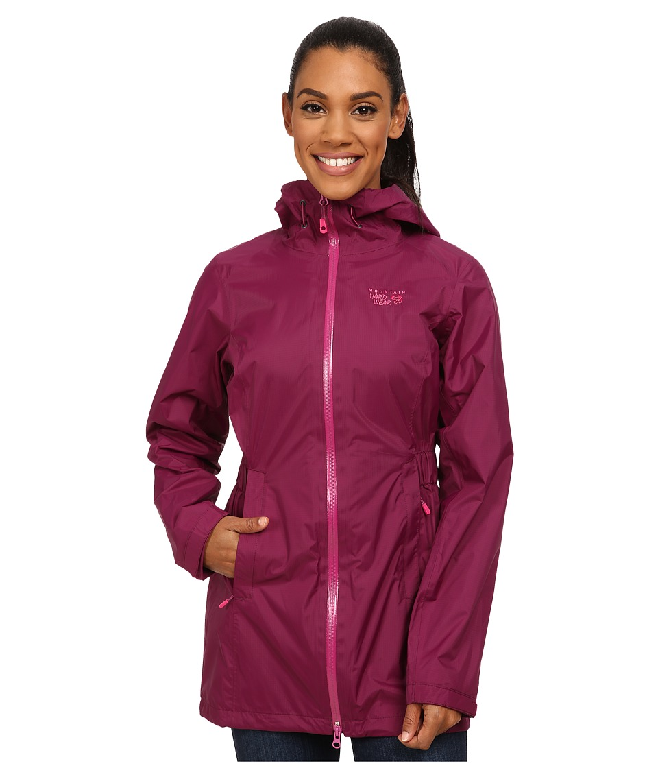 Mountain Hardwear - Finder Parka (Dark Raspberry) Women