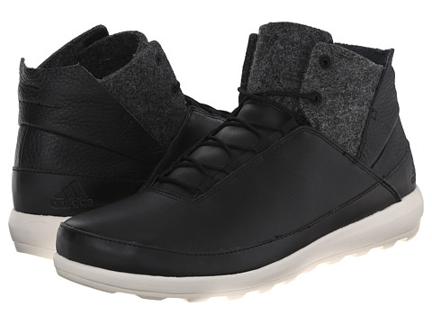 adidas Outdoor - Zappan II Winter Mid (Black/Chalk White/Black) Men