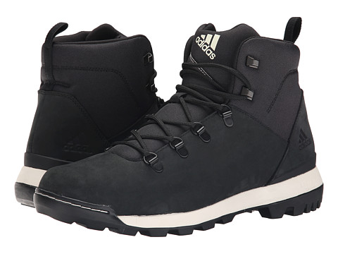 adidas Outdoor - Trailcruiser Mid (Black/Chalk White/Black) Men's Shoes
