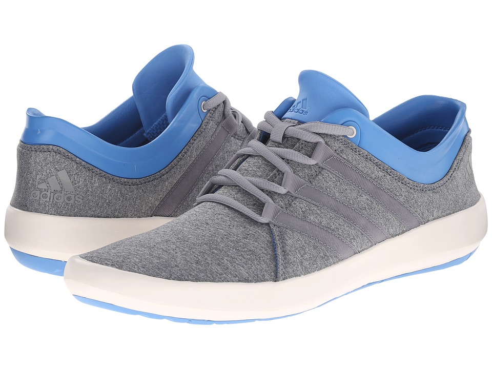 adidas Outdoor - Satellize (Medium Grey Heather/MGH Solid Grey/Super Blue) Men's Shoes