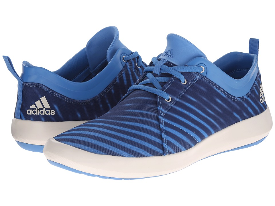 adidas Outdoor - Satellize (Super Blue/Chalk White/Midnight) Men