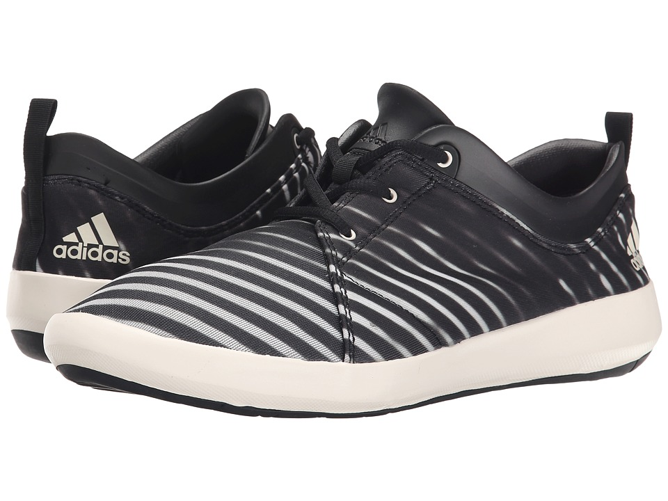 adidas Outdoor - Satellize (Black/Chalk White/Black) Men's Shoes