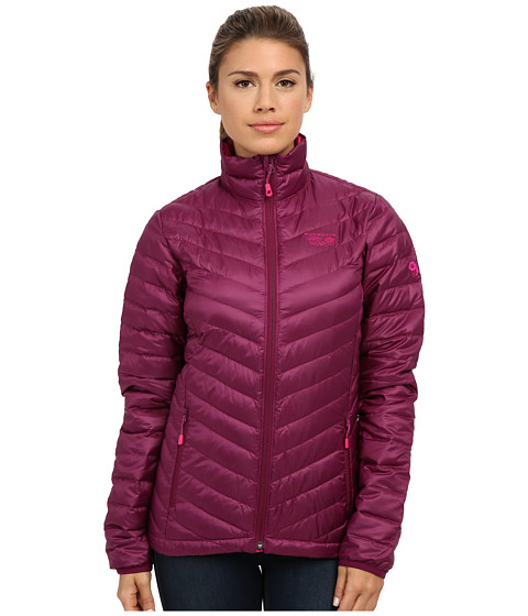 Mountain Hardwear - Nitrous Down Jacket (Dark Raspberry) Women's Jacket