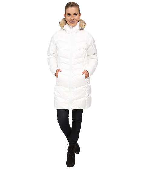 Mountain Hardwear - Downtown Coat (White) Women's Coat
