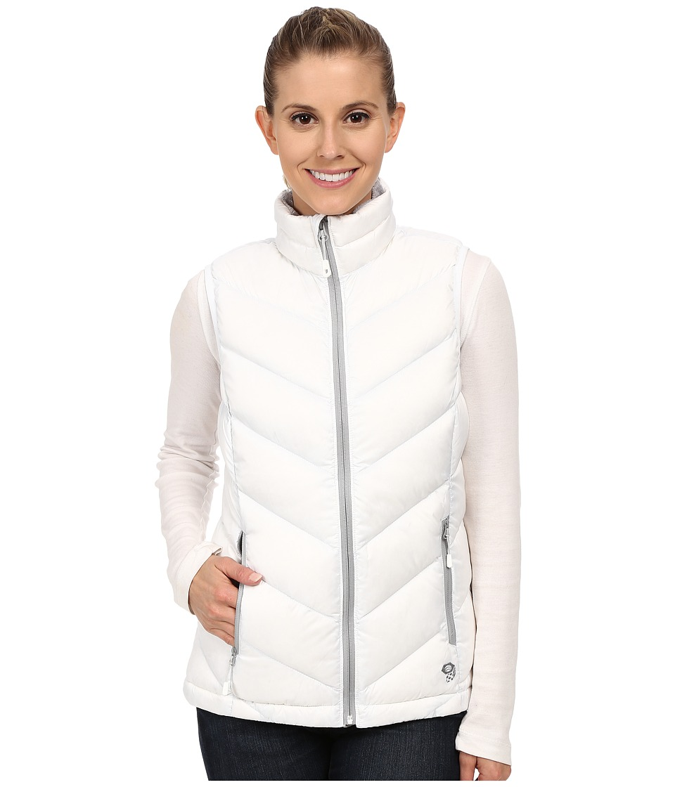 Mountain Hardwear - Ratio Down Vest (White) Women's Vest