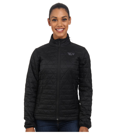 Mountain Hardwear - Micro Thermostatic Jacket (Black) Women