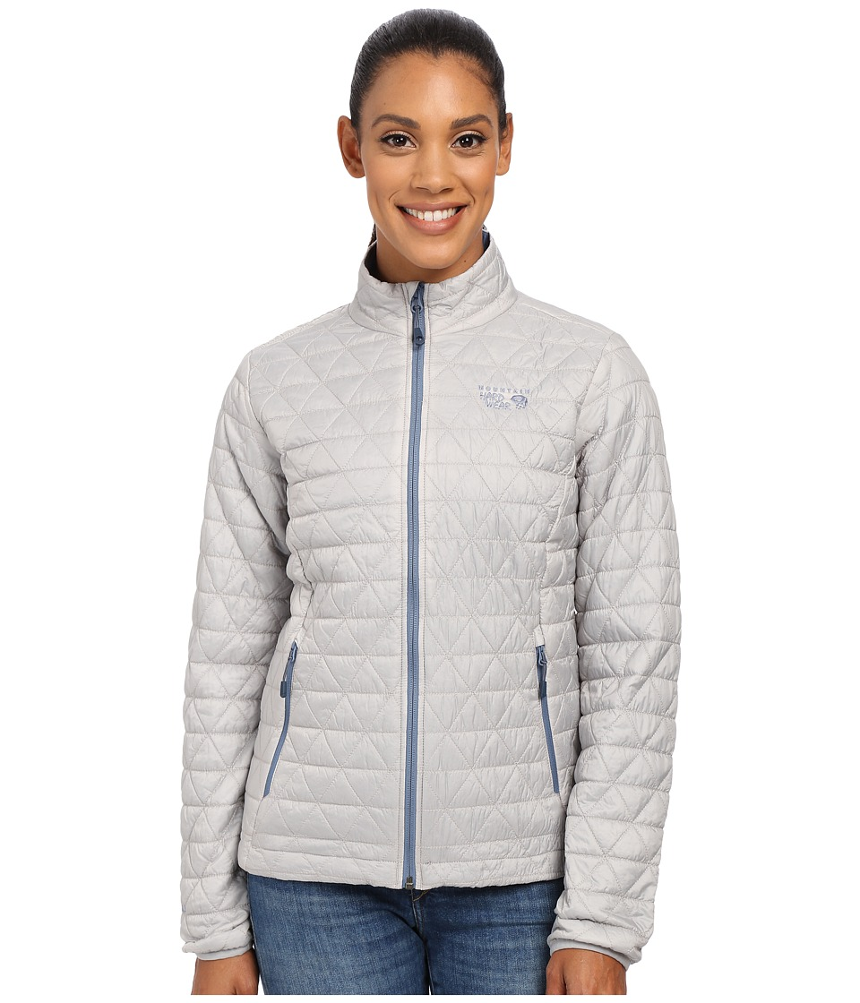 Mountain Hardwear - Micro Thermostatic Jacket (Steam) Women's Coat
