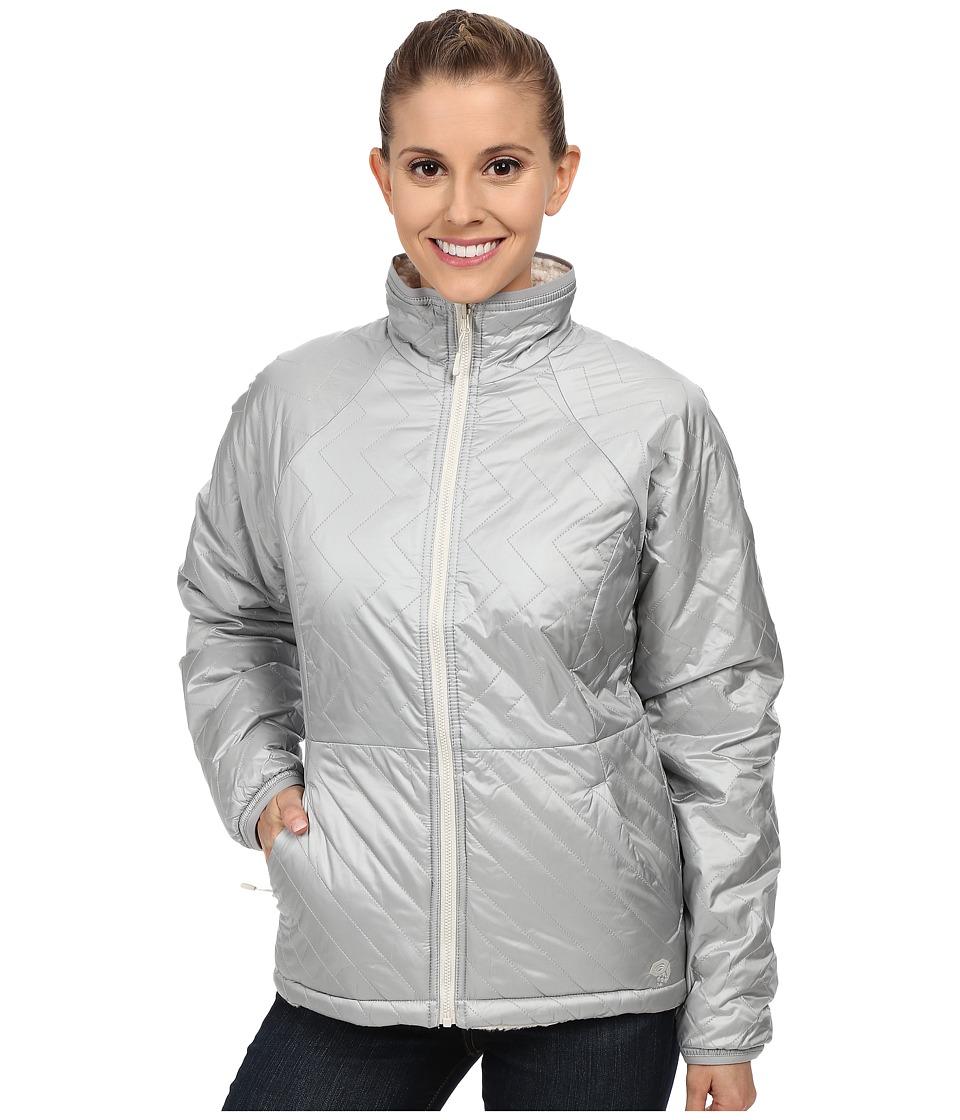 Mountain Hardwear - Switch Flip Jacket (Steam/Stone) Women