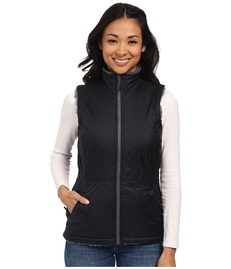 Mountain Hardwear - Switch Flip Vest (Black/Graphite) Women's Vest