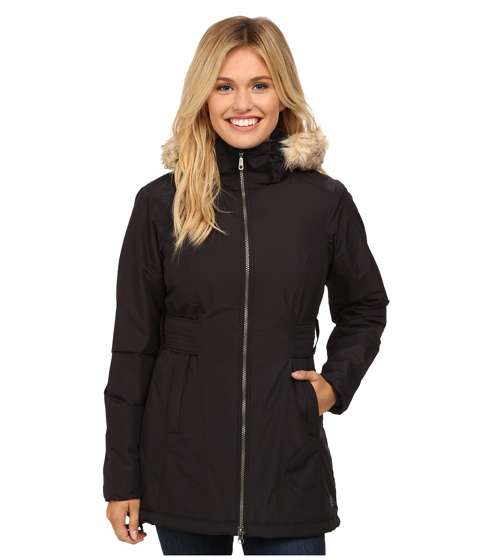 Mountain Hardwear - Potrero Parka (Black/Black) Women's Coat