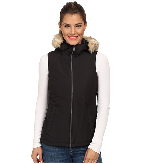 Mountain Hardwear - Potrero Insulated Vest (Black/Black) Women's Vest