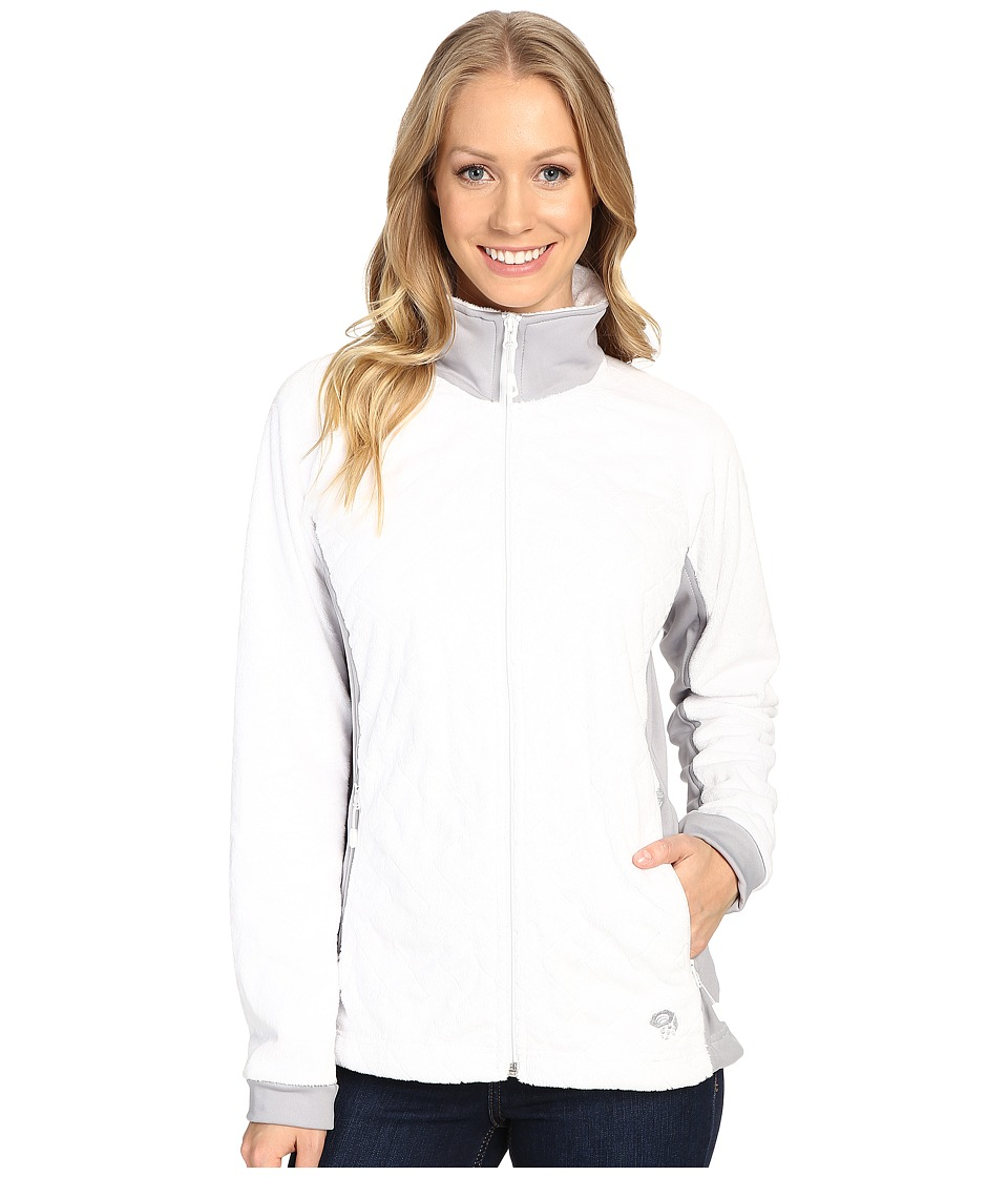 Mountain Hardwear - Pyxis Stretch Quilted Jacket (White/Steam) Women's Coat