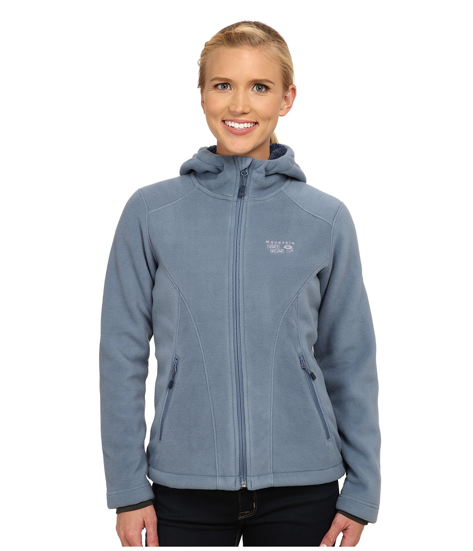 Mountain Hardwear - Dual Fleece Hooded Jacket (Mountain) Women's Jacket