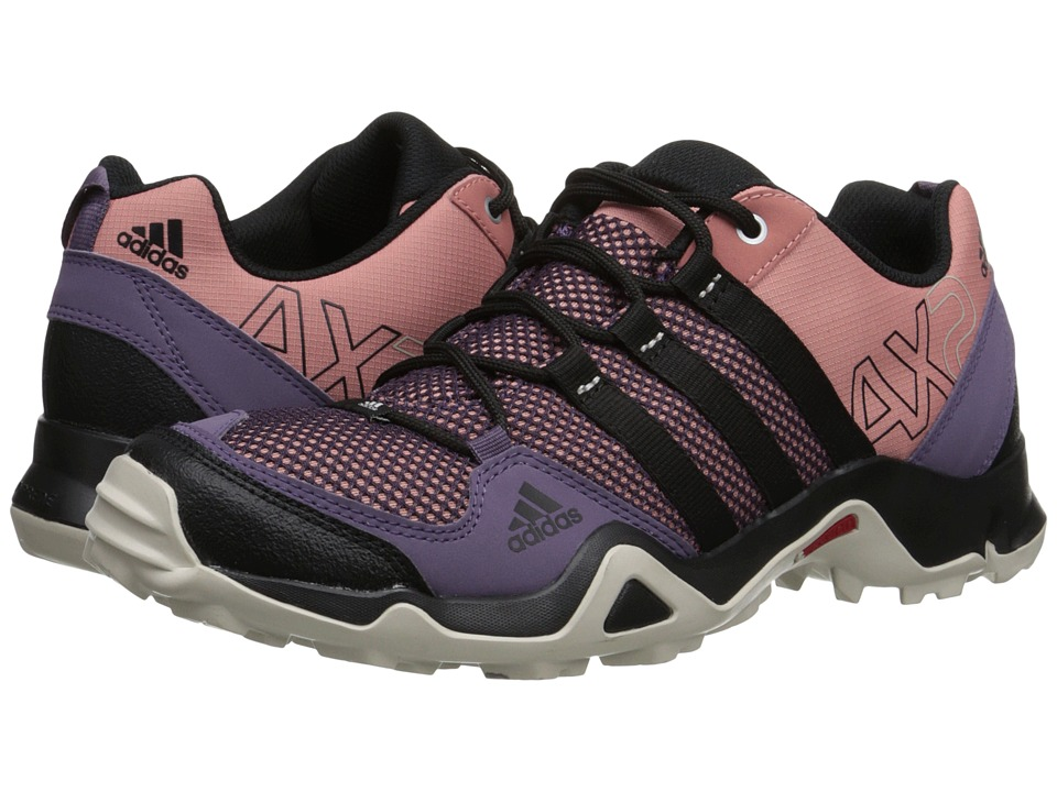 adidas Outdoor - AX2 (Raw Pink/Black/Ash Purple) Women's Shoes