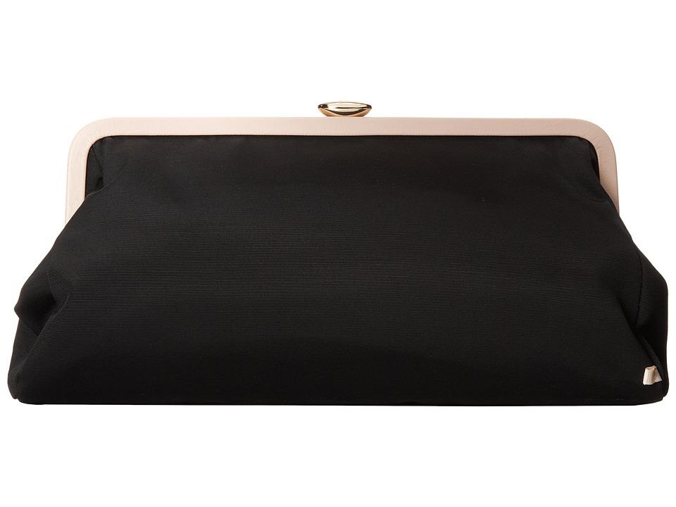 SJP by Sarah Jessica Parker - Beekman (Black Grosgrain 1) Handbags