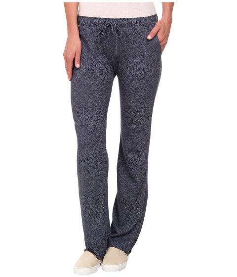 Alternative - Eco Mock Jersey Straight Pants (Eco Mock Midnight) Women's Casual Pants